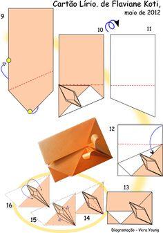 VAMOS DOBRAR!?  Divirtam-se!   design Flaviane Koti     Kusudama LOVE - 15/07/2013 design Flaviane Koti   http://terapiadopapel.blogspot.co...