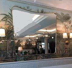 A brass framed mirror designed and made for a central London hotel foyer to the customers specification. Any size, finish and design can be made to order. Framed Mirror Design, Hotel Foyer, Hidden Tv, Traditional Mirrors, Convex Mirror, London Hotels, Get Directions, Bespoke