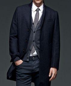 Cashmere Overcoat C/o: Banana Republic File under: Layers, Overcoats, Cardigans, Ties ||BLOG//FACEBOOK//TWITTER|| a.downjackettoparea.com   #Canadagoose coats#winter coats#coats#jacket#$189#$249