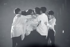 first group hug ; Everything Stays, Thanks For Everything, All About Kpop, Quantum Leap, V Live, Fall For You, Love You All, My Teacher, Boy Groups