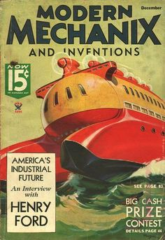 Modern Mechanix and Inventions December 1934