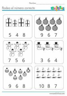 Más Pines para tu tablero Kinder | Matematik | Pinterest