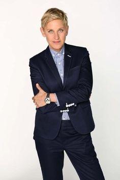 Design's latest lifestyle-brand maven, Ellen DeGeneres, talks about launching her new line. [Photo By Mike Rozman]