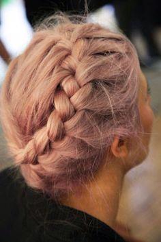 ¡Oro rosado! ¡Atrévete a teñir así tu cabello!   SOY CARMÍN   Belleza