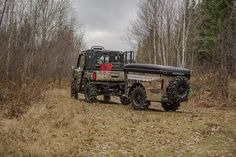With our Expedition build project we wanted to assemble a vehicle which would be employed for backcountry exploration and adventure. Land Rover Camping, New Audi Car, Mechanical Projects, Single Cab Trucks, Polaris General, The Intimidator, Can Am Commander, Bone Stock, All Terrain Tyres