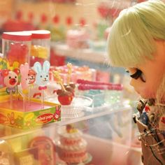 Really!? A miniature CANDY STORE???? I need a second job.... 媽咪 我想吃糖糖 - @dannichu- #webstagram