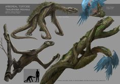 ArtStation - Evolution Project - Low Gravity Earth, Dan Iorgulescu