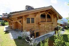 Pascal Mossaz chalet builder in Haute Savoie FranceChalets