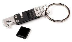 Knife Sharpener Key Ring