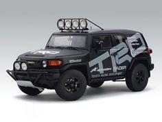 Toyota FJ Cruiser!