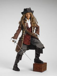High Seas Elizabeth Swann - Pirates of the Caribbean™ Collection - Tonner Doll Company