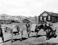 1891, Cripple Creek, Colorado
