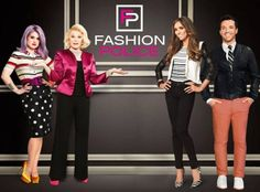 Fashion Police Joan Rivers Pinterest Police Fashion And Search
