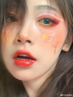 Doll Makeup, Makeup Art, Beauty Makeup, Cool Makeup Looks, Creative Makeup Looks, Asian Makeup, Korean Makeup, Aesthetic Makeup, Aesthetic Girl