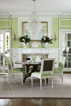 Kelley Interior Design Dining Room  Dining  Transitional by Kelley Interior Design