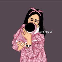 Quando eu for mãe de menina Mother Daughter Art, Mother Art, Sarra Art, Girly M, Bff Drawings, Cute Girl Wallpaper, Digital Art Girl, Mothers Love, Anime Art Girl