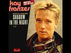 KAY FRANZES - Shadow in the Night. (Italo Disco 1985)