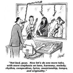 emutemusic on Instagram Hahaha! Excellent!  #musicians #recording #studio #music #recordingstudios #funny