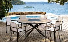 Franccino · Página Principal | Home Page Outdoor Tables, Outdoor Decor, Countryside, Outdoor Furniture Sets, Home Decor, Productivity, Products, Princesses