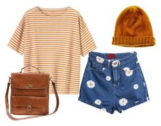 """""""Lazy day stuff"""" by iamvett ❤ liked on Polyvore featuring Toast, Madewell and Folio"""