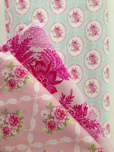 Tilda fabrics available now.