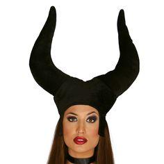 Sombrero Cuernos Maléfica #sombrerosdisfraz #accesoriosdisfraz #accesoriosphotocall