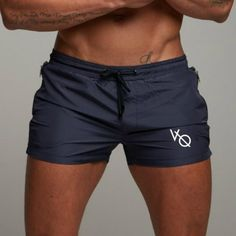 Buy Summer Men Fitness Shorts Sports Running Beach Shorts Men's Gym Shorts Bodybuilding Shorts at Wish - Shopping Made Fun Mens Gym Shorts, Sport Shorts, Swim Shorts, Men's Shorts, Running Shorts, Casual Shorts, Mens Summer Shorts, Bermuda Shorts, Streetwear