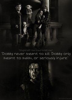 I heart you Dobby.
