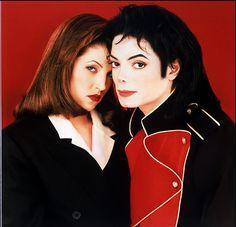 La prima moglie di Michael Jackson é stata la figlia del Re del #Rock'n'roll #ElvisPresley,