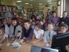 В детской библиотеке прошла скайп-встреча с московским писателем - 23 Сентября 2013 - Яйва