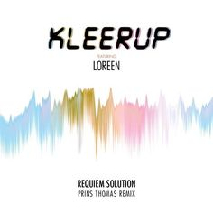 Loreen - Requiem Solutions(Prins Thomas Remix)(EMI) by prinsthomas on SoundCloud In This Moment, Movie Posters, Film Poster, Billboard, Film Posters