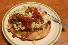 Mexican Montereys - Very easy meal to make!
