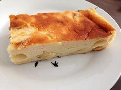 Gâteau au fromage blanc et aux pommes, la recette facile