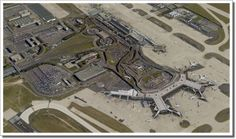 Download FSX Mega Airport Paris Orly Free Microsoft Flight Simulator, Asd, Dublin, City Photo, Technology, Paris, Pictures, Free, Tech