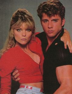Was this a feminist film? Sorry, haters, the infamous Grease sequel is an actual cinematic masterpiece. Grease 2, Grease Movie, Movie Tv, Maxwell Caulfield, Image Meme, Grease Is The Word, Viejo Hollywood, Physical Comedy, Image Film