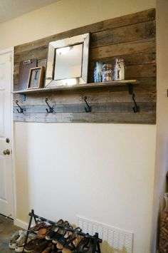 Entry Way Shelf | DIY Shelves | Easy DIY Floating Shelves for bathroom,bedroom,kitchen,closet | DIY bookshelves and Home Decor Ideas