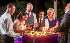 Place to rent s'mores bar! $549