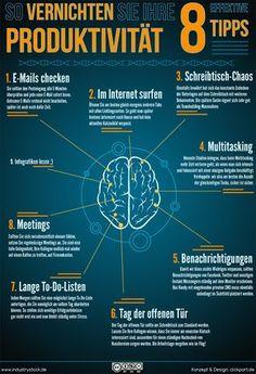 Friday Five – Tipps für mehr Produktivität - New Ideas Life Coach Training, Mental Training, Neuer Job, Change Management, Thats The Way, Learning To Be, Emotional Intelligence, Motivation, Self Improvement