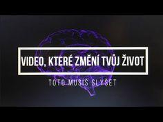 OVLÁDNĚTE SVŮJ MOZEK A MYSL|MOTIVAČNÍ VIDEO - YouTube Neon Signs, Youtube, Youtubers, Youtube Movies