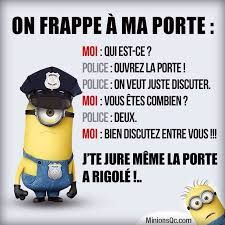 Read Blagues minions from the story Mon livre sur tout et rien{FINI} by with 108 reads. On part sur des blagues minion qui me. Minion Jokes, Minions Quotes, Rage, Image Fun, Lol, French Quotes, Geek Humor, Bad Mood, Funny Photos
