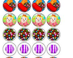 party ideas Candy Crush Party, Party Themes, Party Ideas, Cupcake Toppers, Birthday Parties, Crushes, Handmade Gifts, Toast, Crafts