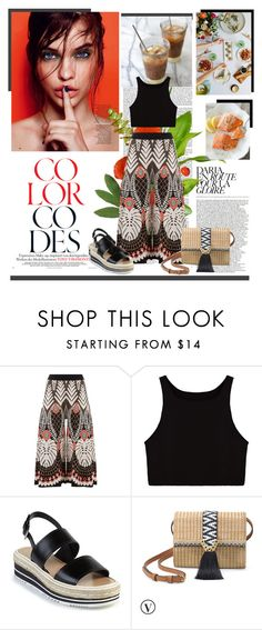 """""""color .."""" by smile73 ❤ liked on Polyvore featuring Temperley London, Prada and Stella & Dot"""