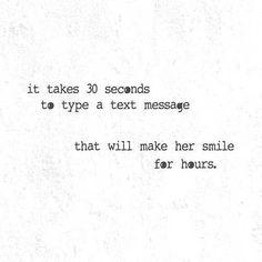 Cheer Her up in 30 Seconds