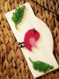 String art Hanging bird door for a beautiful baby coming by @miaLazo fb