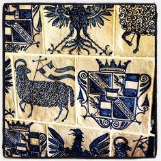 Ceramiche #castelthun #invasionidigitali
