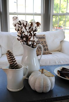 Fall Home Tour - Our New Home Revealed! - The Graphics Fairy