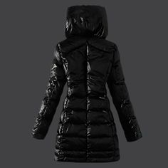 Marc New York Long Puffer Coat | plastic macs and pvc macs ...