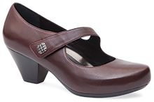 Dansko Betty Cordovan Nappa! Be sure to stop by The Fitted Foot and check them out!