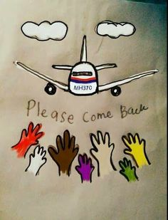 Prayers and Thoughts to All Passengers in Flight MH370 | The Family Blog