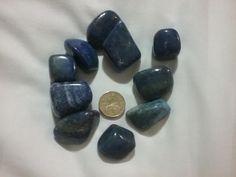 Lapis Tumble Stones  Large